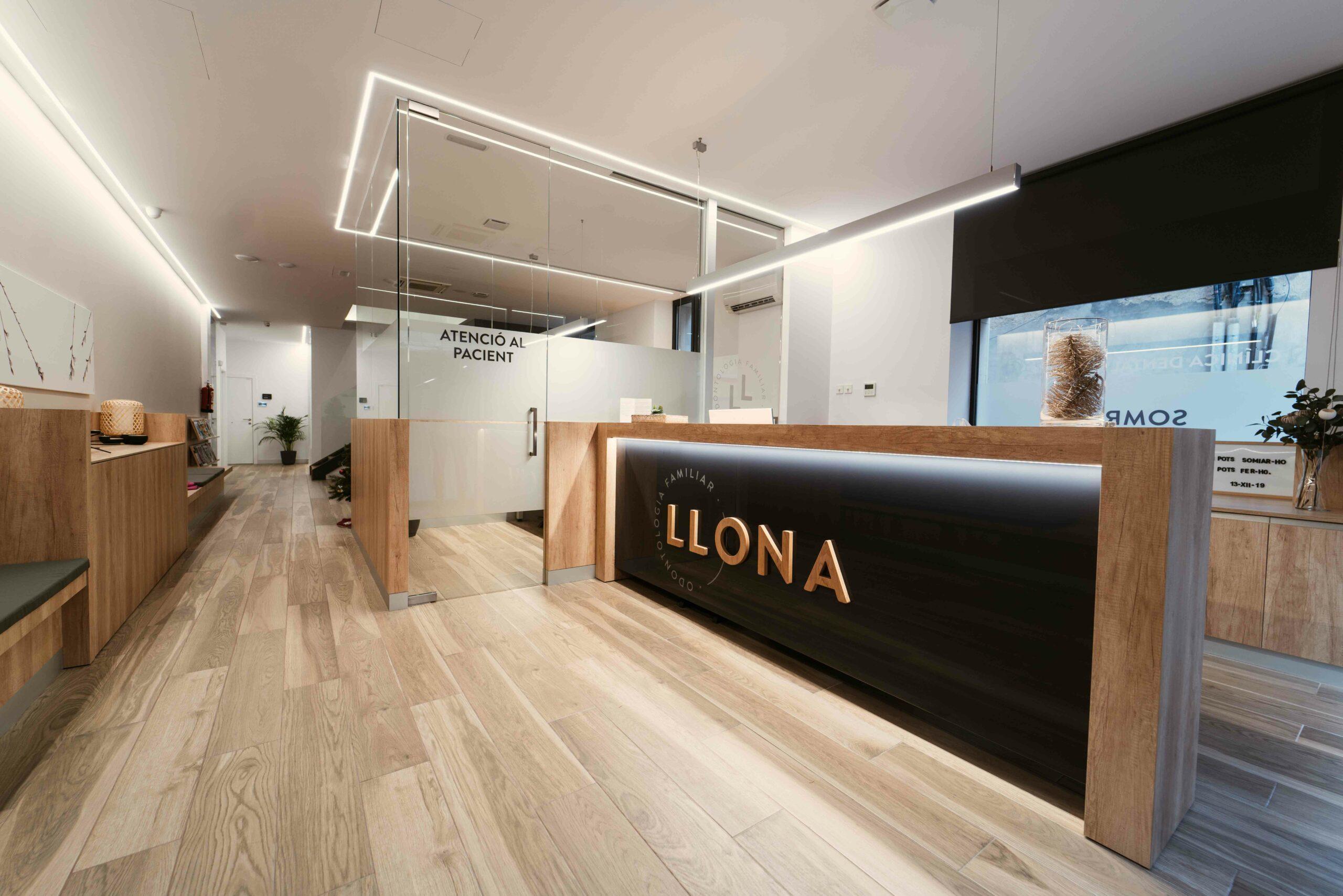 Instal.lacions Clinica Dental Llona